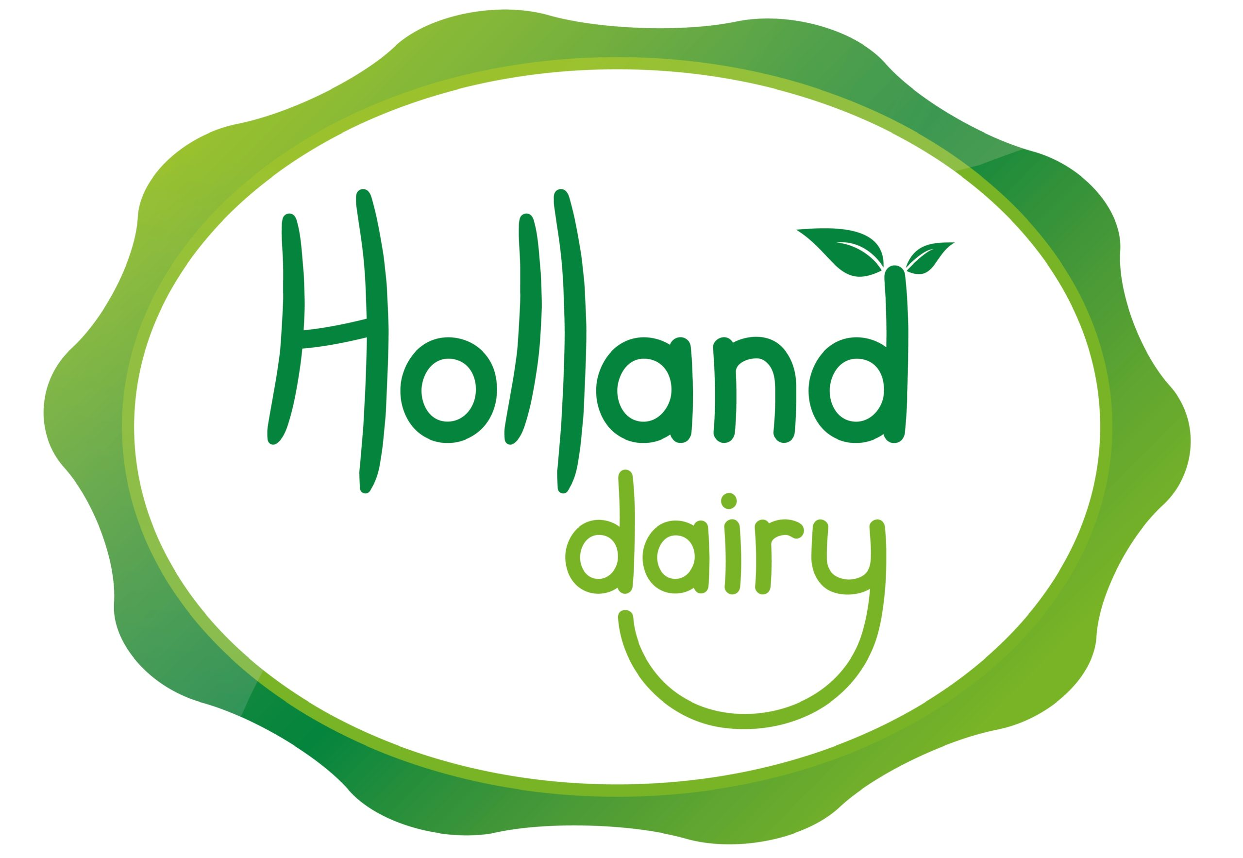 Holland dairy logo